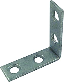 Prime-Line MP11347-4 Corner Bracket, 4 Piece