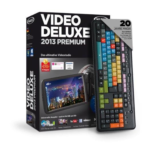 MAGIX Video deluxe 2013 Control