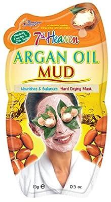 Argan Oil Face Mask
