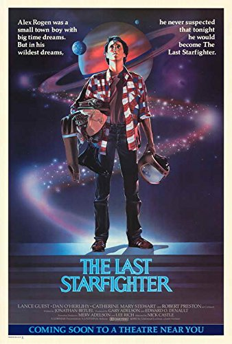 The Last Starfighter Poster Movie (27 x 40 Inches - 69cm x 102cm) (1984)