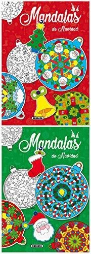 Mandalas de Navidad (2 títulos)