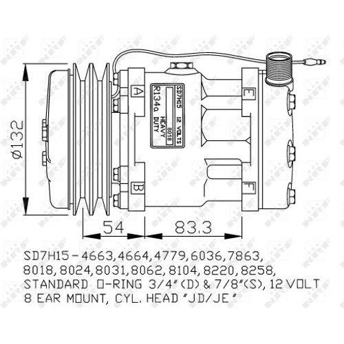 Nrf 32238G Sistemas de Aire Acondicionado