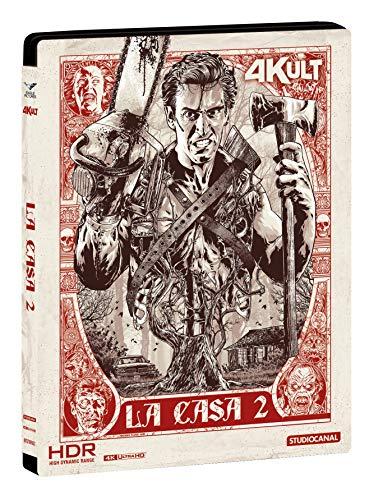 """La Casa 2 - """"4Kult"""" (4K+Br)"""