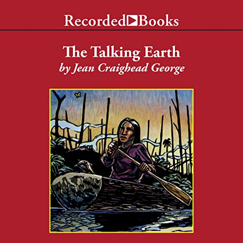 The Talking Earth audiobook cover art