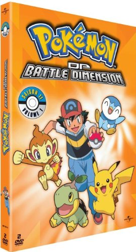 Pokémon-DP-Battle Dimension (Saison 11) -Volume 1