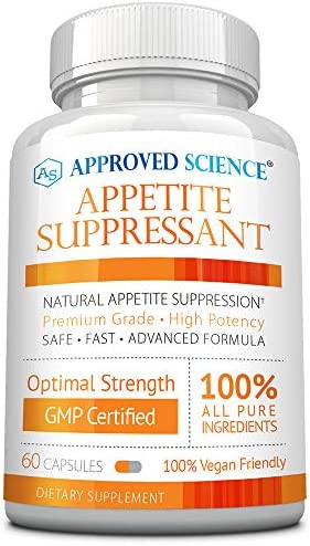 Approved Science Appetite Suppressant Increase Satiety Help Reduce Cravings Regulate Blood Sugar product image