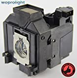 ELP LP69 Replacement Projector Lamp with Housing for Epson Projector