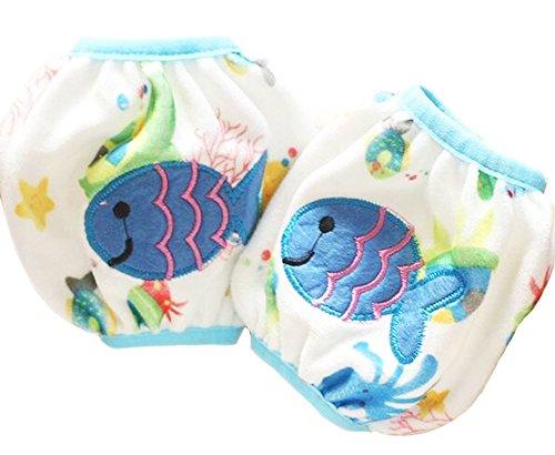 Set di due baby maniche braccia/coprimaterassi Accessori per neonati Accessori -Pesca