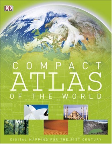 Download Compact Atlas of the World (Compact World Atlas) 0756642736