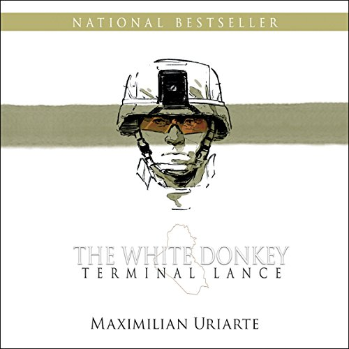 The White Donkey: Terminal Lance audiobook cover art