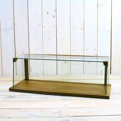 WOOD ガラスケース L