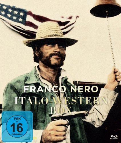 Franco Nero - Italo-Western Box