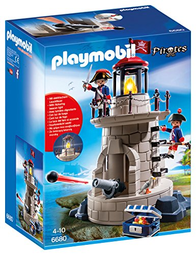 Playmobil 6680 - Avamposto della Marina Reale, 2 Pezzi