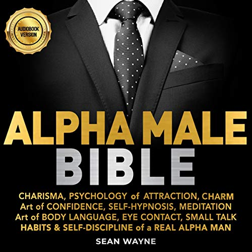 Alpha Male Bible  By  cover art
