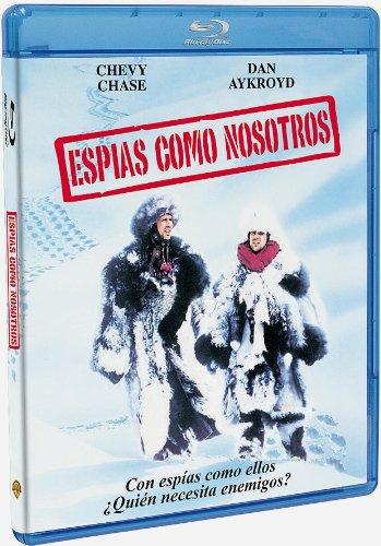 Espías como Nosotros [Blu-ray]