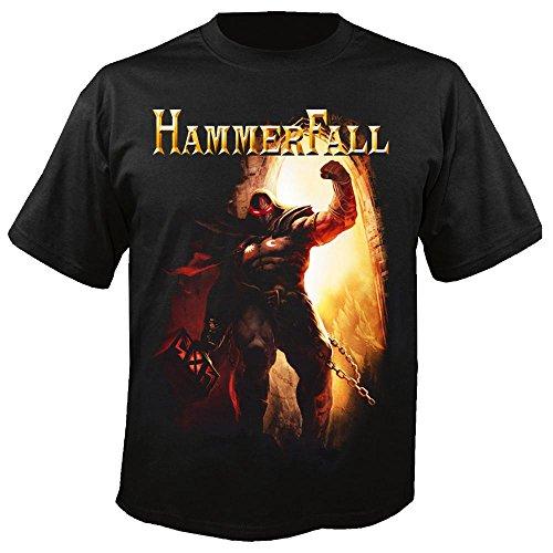 HAMMERFALL - Hector - T-Shirt Größe L