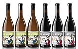 Caja de Vinos nº 6-3 Tintos D.O. Terra Alta Garnacha negra/Syrah. 3 Blancos D.O. Terra Alta Garnacha blanca 100 x 100. (6 x 0,75 L)