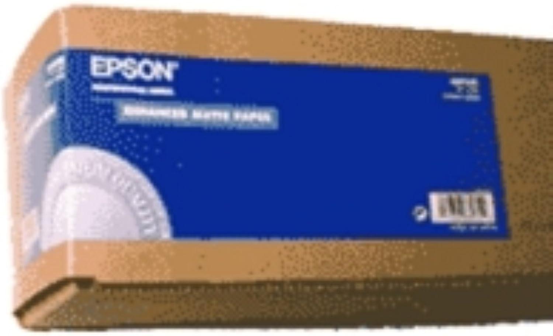 Epson C13S041595 Papel Mate Calidad Super, 24 Zoll, 610 mm x 30.5 m B00CLDBP26  | Ausgezeichnetes Preis