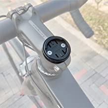 Thinvik Bicycle Stem Headset Top Cap Mount for Wahoo Mini Wahoo Elemnt & Elemnt Bolt,Elemnt Roam GPS Bike Computer - CNC A...