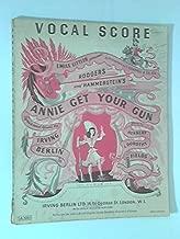 Annie Get Your Gun. Vocal Score