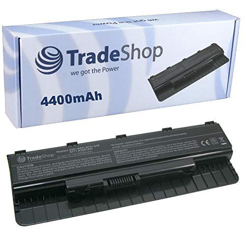 Trade Shop Premium Li Ion Akku 108V111V 4400mAh 48Wh fur Asus GL771 GL771J GL771JM GL771JW N551 N551J N551JB N551JK N551JM N551JN N551JQ N551JV N551JW N551JX N551Z N551ZU N751 N751J