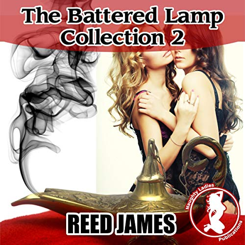 The Battered Lamp Collection 2: A Genie, Harem, Supernatural, Witch Succubus Erotica cover art