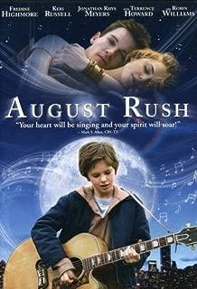 August Rush (WS/FS/DVD)