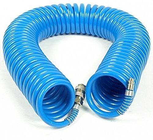 Unbekannt Druckluftschlauch Spiralschlauch Luftschlauch Kompressorschlauch 5x8mm 10m 15m 20m Länge flexibel (20m)