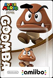 Goomba amiibo: Super Mario Collection (Nintendo Wii U/Switch/Nintendo 3DS)