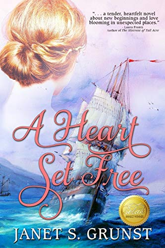 Book: A Heart Set Free by Janet Grunst