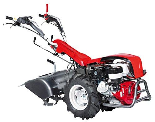 Power AC MF5 - Fresadora de jardín de 9 CV de un eje con caja de fresadora 60 cm, motoazada