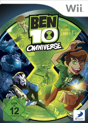 Ben 10 Omniverse [import allemand]