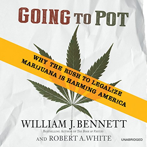 Going to Pot cover art