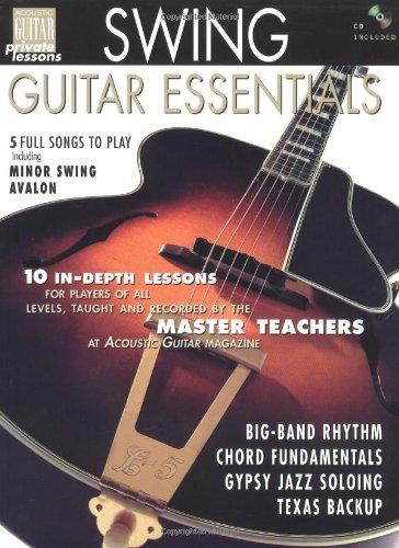 Swing Guitar Essentials (Acoustic Guitar Magazine's Private Lessons)