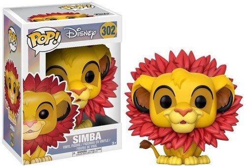 Funko POP! Disney El rey león: Simba