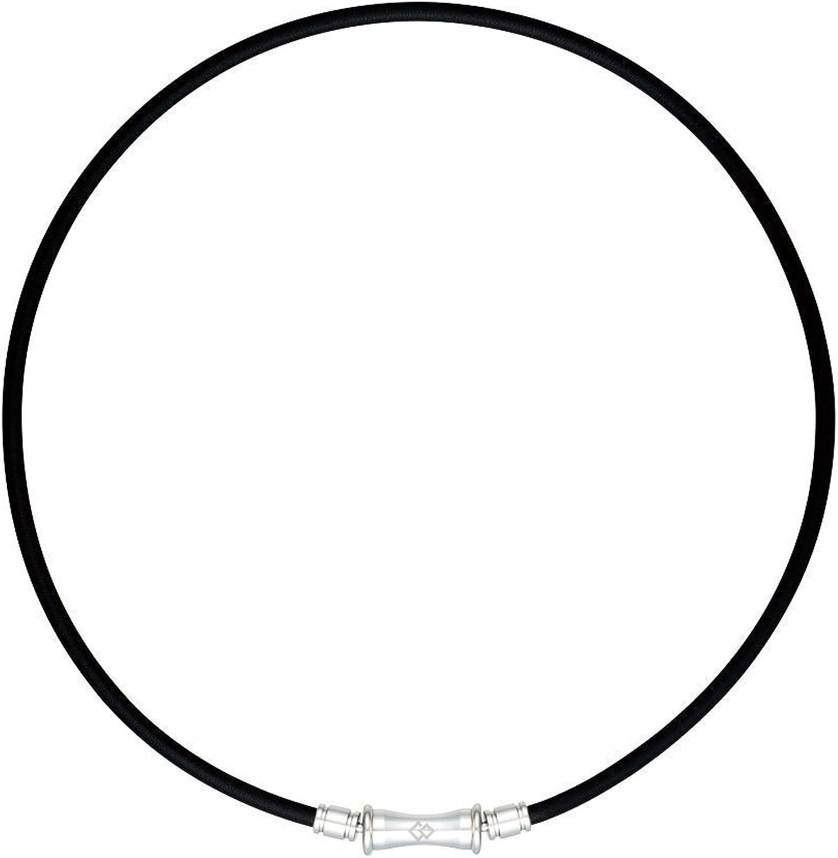 Colantotte Colamtotte Tao Necklace Raffi Medium (43Cm) Black