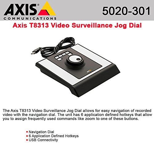 Buy Bargain AXIS T8313 Jog DIAL ACS VER 3.3OR Later