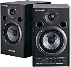 Cakewalk Open Box MA-15D Digital Stereo Micro Monitors - Black