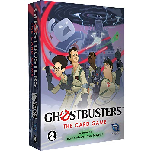 Renegade Game Studios RGS00852 Ghostbusters: The Card Game, Mehrfarbig