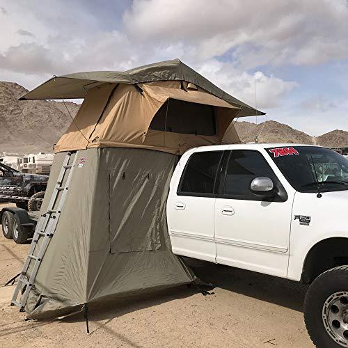 Tuff Stuff Overland Annex Room, Fits Delta & Trailhead Rooftop Tents