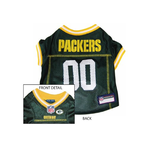 NFL Jersey for Dogs - Green Bay Packers