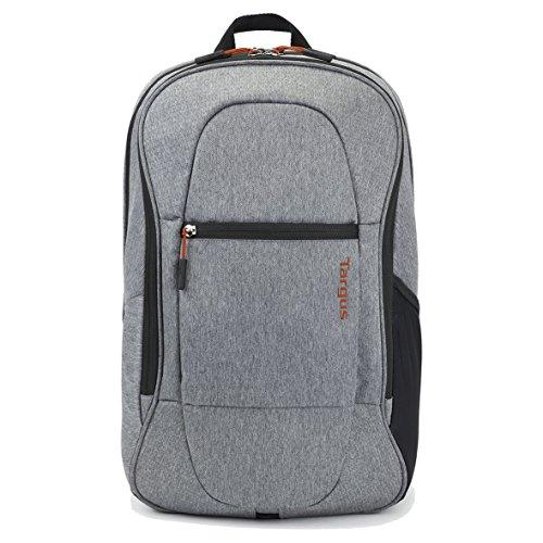 "Targus TSB89604EU Urban Commuter - Mochila para portátiles (hasta 15,6\"", tela impermeable, 22 L), color gris"