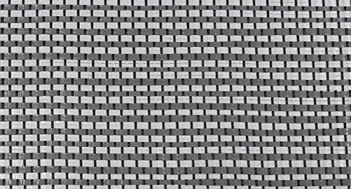 Dorema Starlon Zeltteppich in Grau & Blau vom 250 cm - 300cm (Grau, 250cm x 800cm)