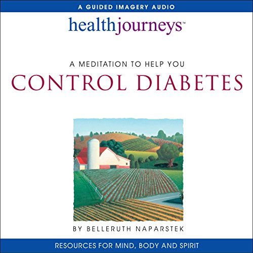Meditation to Help You Control Diabetes cover art