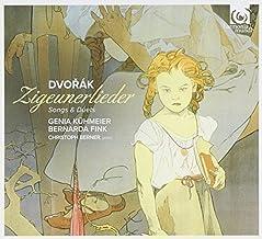 Dvorak: Zigeunerlieder - Songs & Duets by Genia Kuhmeier (2012-04-10)