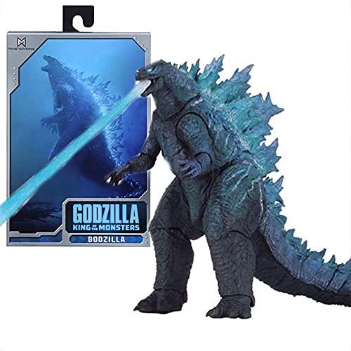Meilai Godzilla2 Monster PVC Figura de acción Modelo Coleccionable muñecas Juguetes decoración decoración Dibujos Animados Anime Juguete Coleccionable Regalo 16CM