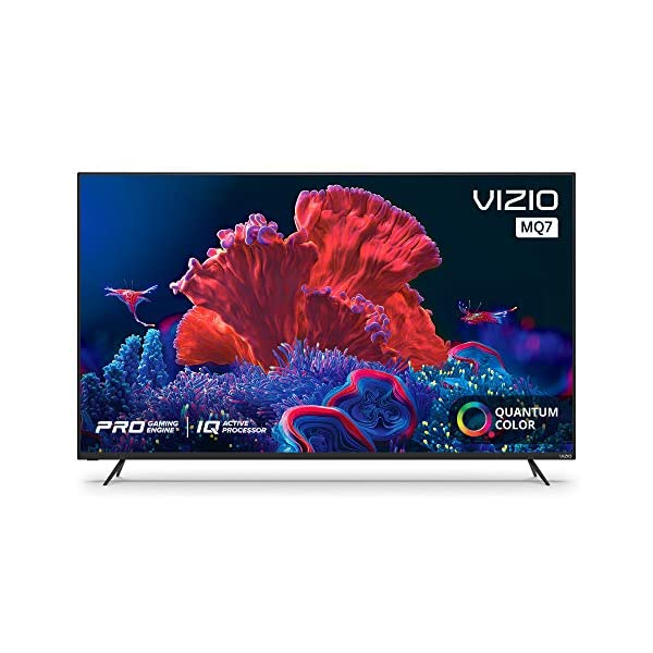 VIZIO M-Series Quantum 4K UHD LED HDR Smart TV with Apple AirPlay and Chromecast...