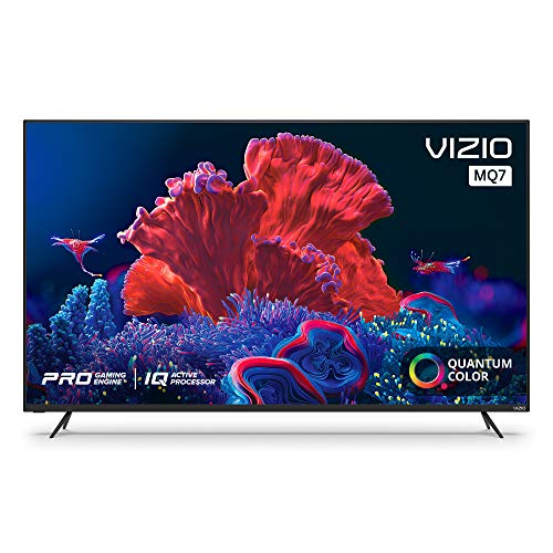 VIZIO 55Inch MSeries Quantum 4K UHD LED HDR Smart TV with Apple AirPlay and Chromecast Builtin Dolby Vision HDR10 HDMI 21 Variable Refresh Rate amp AMD FreeSync Gaming M55Q7H1