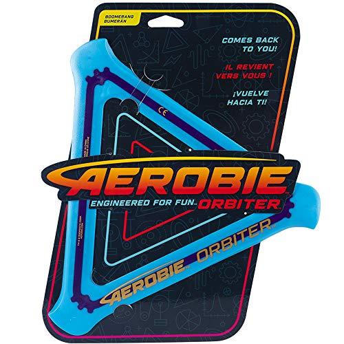 Aerobie Orbiter Boomerang Light Blue