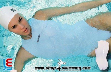 Essenuoto Schwimmanzug Wasserball Anzug White
